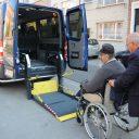 Antwerpse taxi's toegankelijk voor mensen met handicap