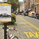Standplaats Brussel. Foto: Brussel Mobiliteit