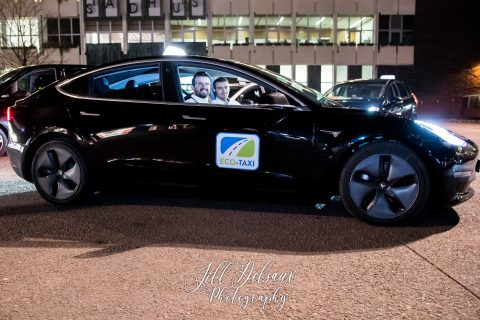 Eco-taxi Genk