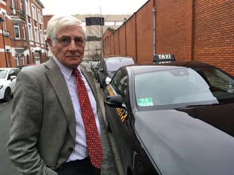 Michel Petre, Taxi Verts