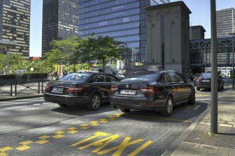Taxi Brussel. Foto: Brussel Mobiliteit