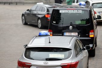 Taxi Gent. Foto: Stad Gent