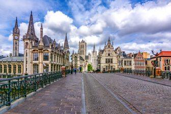 Gent. Foto: iStock / Vladislav Zolotov