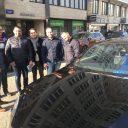 Uber-chauffeurs Brussel, Zuidtstaion