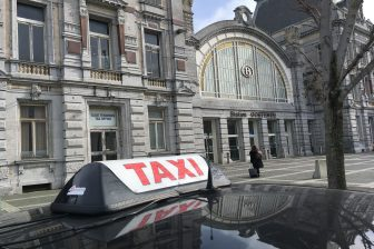 Taxi in Oostende
