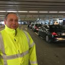 Said, taxisteward Brussels Airport