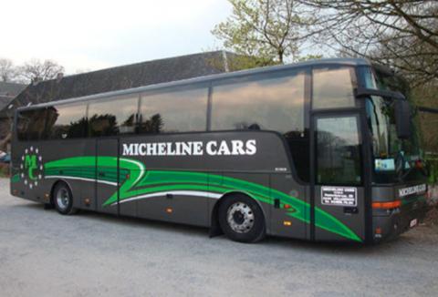 Micheline Cars uit Willebroek