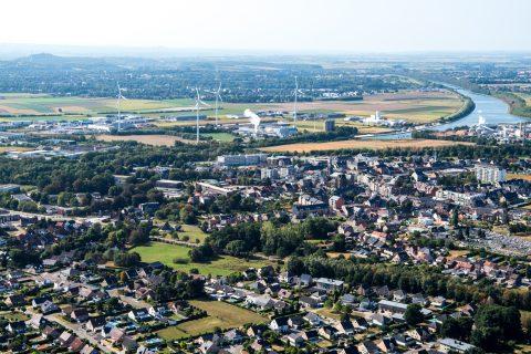 Luchtfoto Lanaken