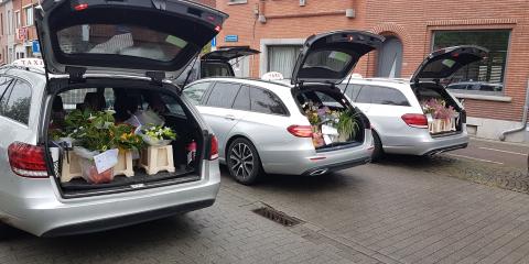 Taxi Jenny uit Leuven