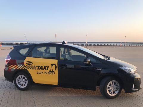 Taxi Moermans uit Oostende