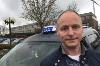 Joeri Cools zelfstandig-taxichauffeur Gent