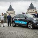 Elektrische taxi VTC Kortrijk