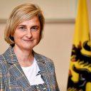 Hilde Crevits, minister van Werk