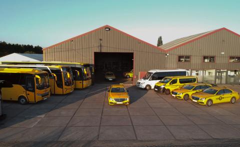 Gele Taxi