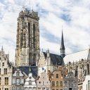 Grote Markt Mechelen. Foto: iStock / Corinne Poleij