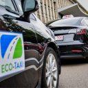 Eco-taxi. Foto: Michele Micoli