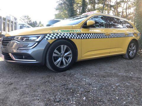 Gele Taxi Hasselt