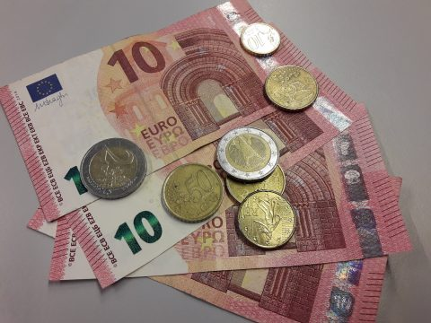 Contant geld