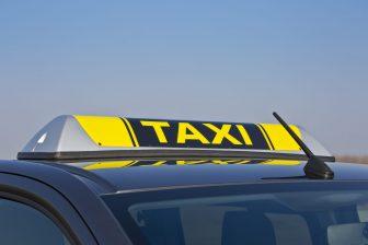 Daklicht taxi (foto: Toyota)