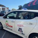 Nissan Leaf V-Tax (Foto: V-tax)