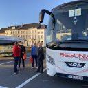 Begonia Reizen ingeschakeld voor roadshow vakbonden