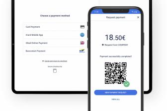 myPOS QR-code betaalverzoek