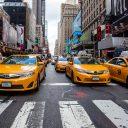 Taxi New York. Foto: iStock / kaarsten