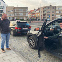 Taxichauffeurs Blankenberge. Foto: Matthias Vanheerentals / ProMedia