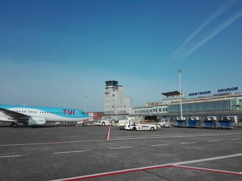 Oostende Brugge Airport